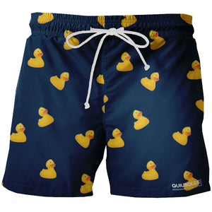 Traje de baño Patitos