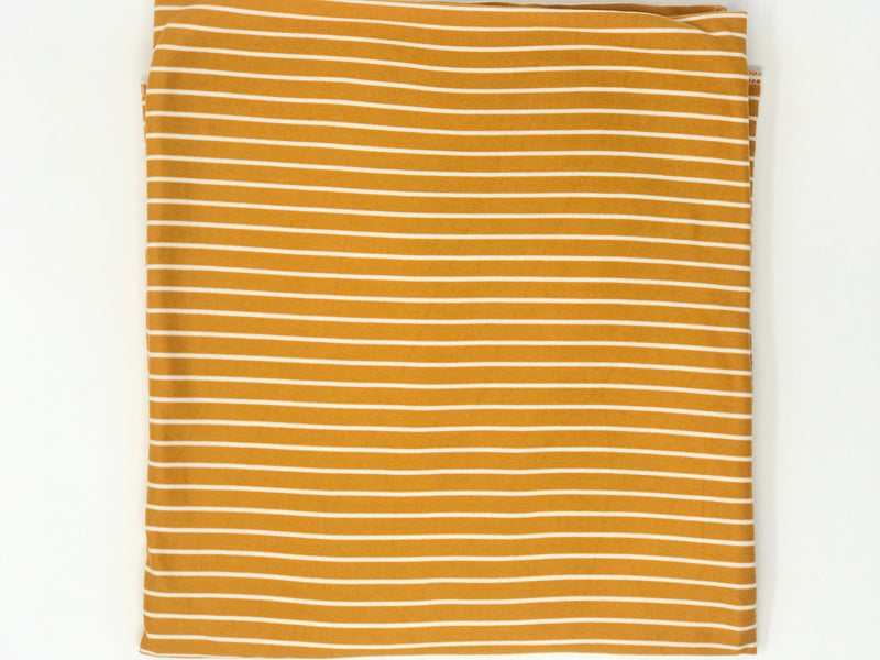 Baby Car seat/Nursing cover -  Mustard Strip