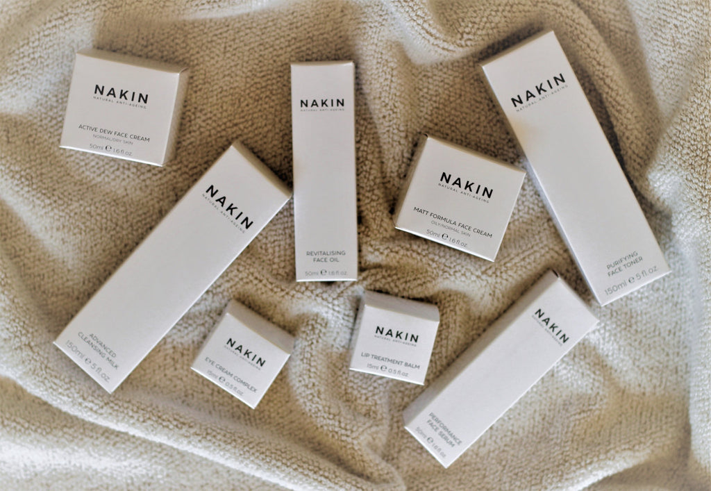 Win Nakin's Natural Anti-Ageing Routine