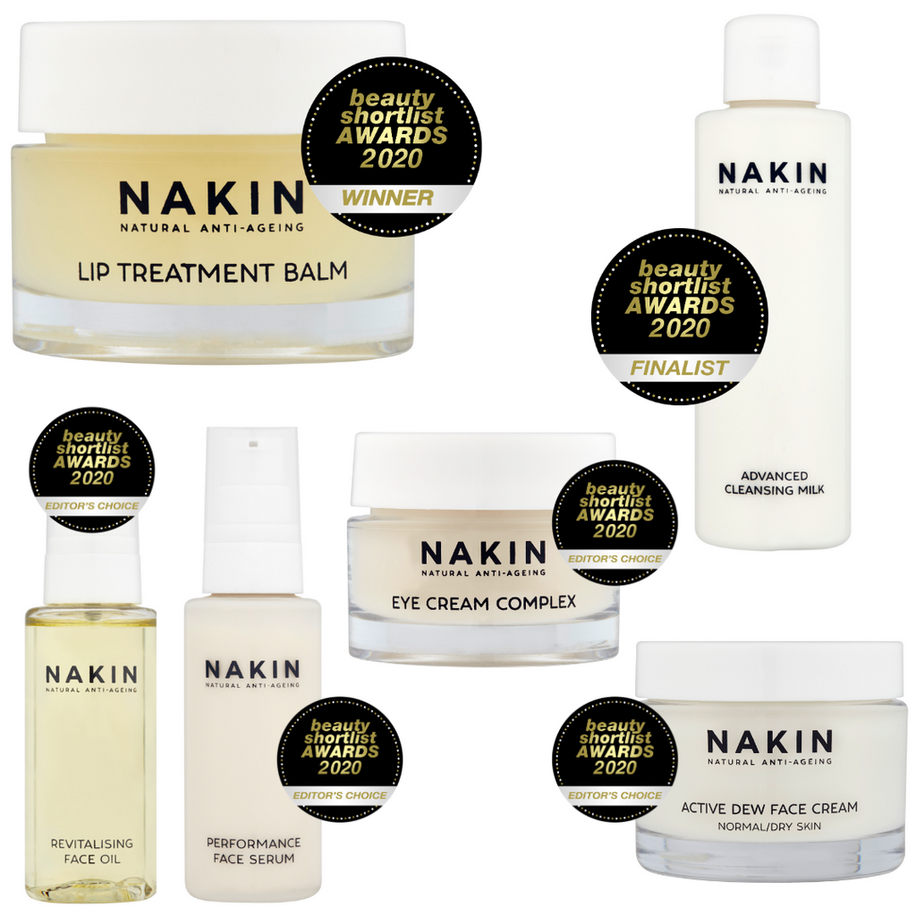 Nakin's Beauty Shortlist Award Winners