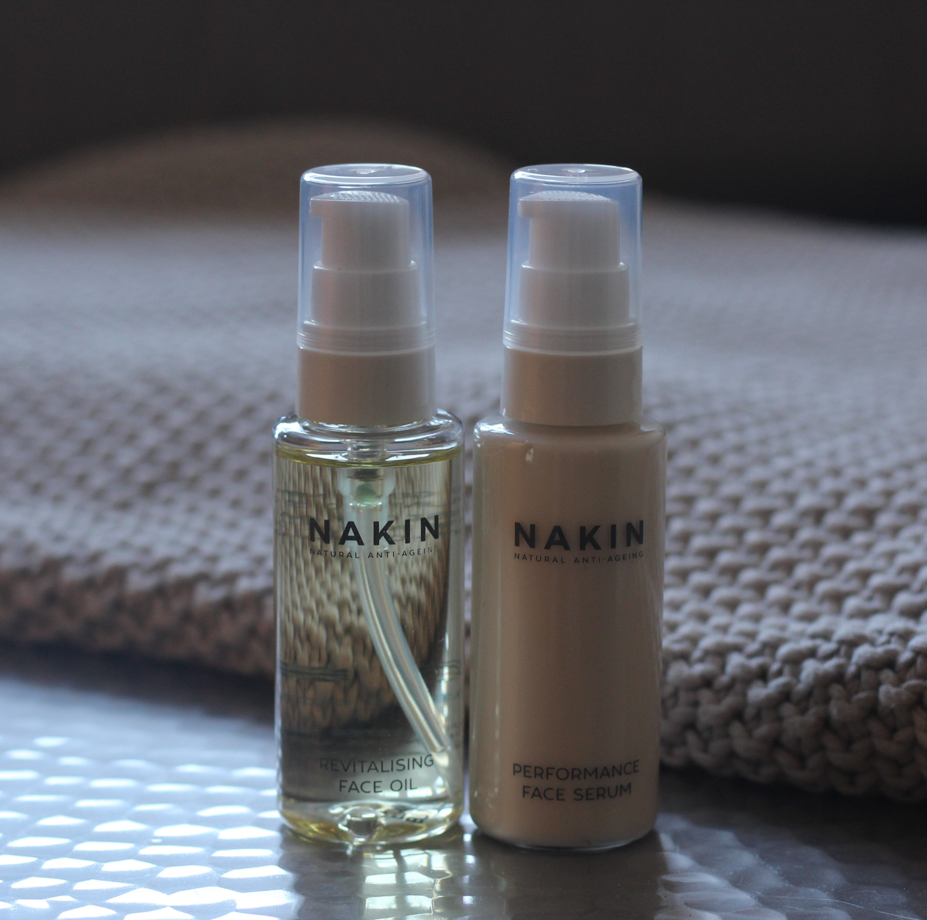 Nakin   Natural Anti-Aging Skincare Products