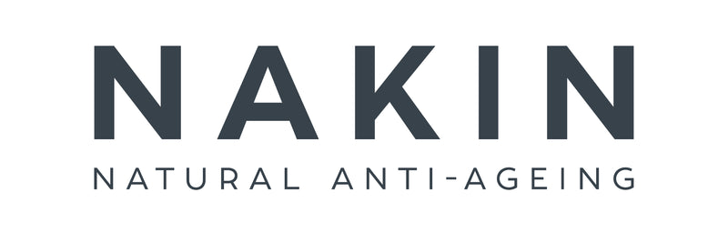 Natural anti-ageing skincare products by Nakin. Shop the UK's best anti-ageing cleansers, moisturisers, eye creams, lip & face treatments. Free UK Delivery.
