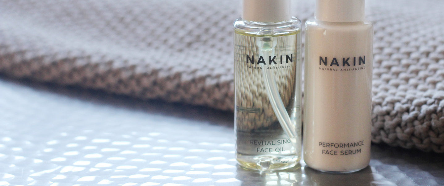 Natural Anti-Ageing Skincare By Nakin