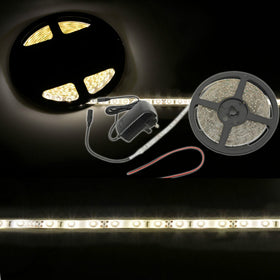 LED Tape Kit 5m Warm White-Lighting-DJ Supplies Ltd