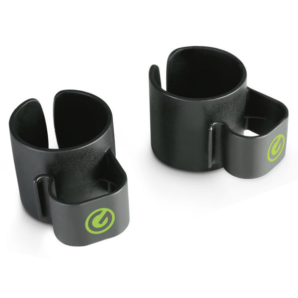 Gravity 35mm Speaker Pole Cable Clips-Stand Accessories-DJ Supplies Ltd