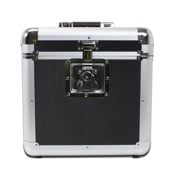 "12"" Black Record Case-Cases-DJ Supplies Ltd"