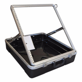 "12U 19"" Lift Up Mixer Case-Cases-DJ Supplies Ltd"