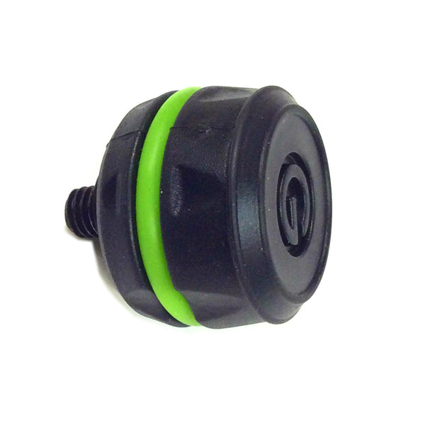 Gravity Microphone Stand Replacement Knob M6 x 8mm-Stand Spares-DJ Supplies Ltd