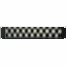 2U Rack Mesh Vent Plate-Rack Parts-DJ Supplies Ltd