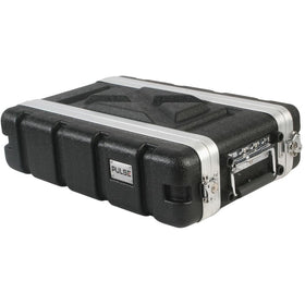 2U Short Shallow Rack Case-Cases-DJ Supplies Ltd