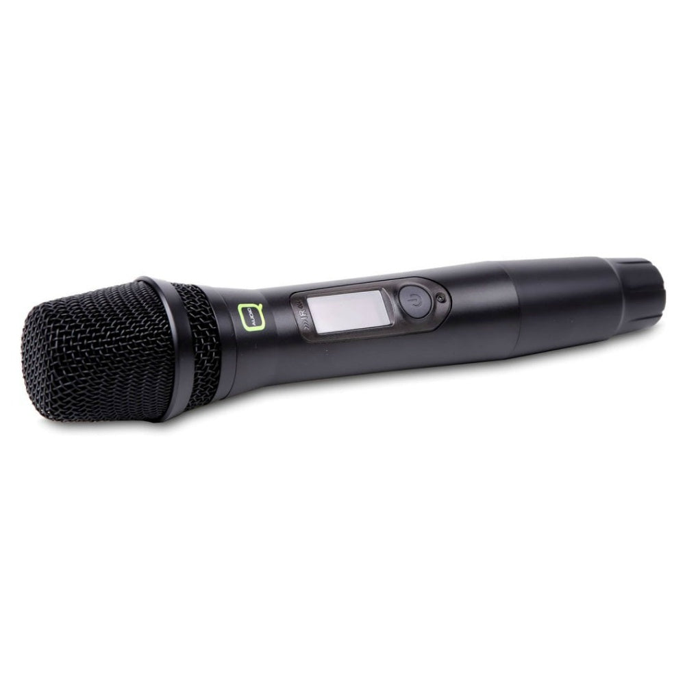 Q Audio QWM1950HH Replacement Handheld Microphone-Wireless Microphones-DJ Supplies Ltd