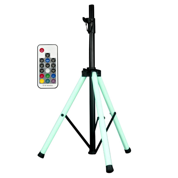 ADJ Speaker Color Stand Led-Speaker Stands-DJ Supplies Ltd