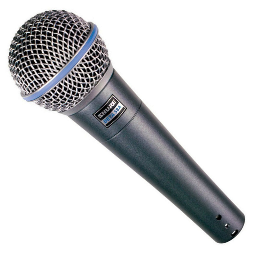 Shure Beta 58A Vocal Microphone-Microphones-DJ Supplies Ltd