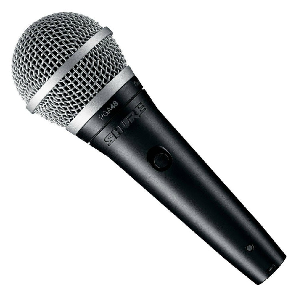 Shure PGA48 Vocal Microphone-Microphones-DJ Supplies Ltd