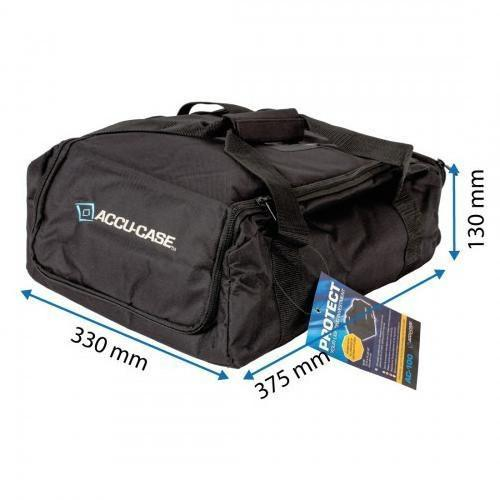 Accu Case AC100 Equipment Bag-Cases-DJ Supplies Ltd
