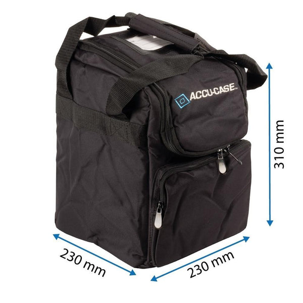 Accu Case AC115 Equipment Bag-Cases-DJ Supplies Ltd
