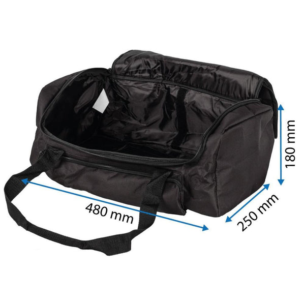 Accu Case AC135 Equipment Bag-Cases-DJ Supplies Ltd