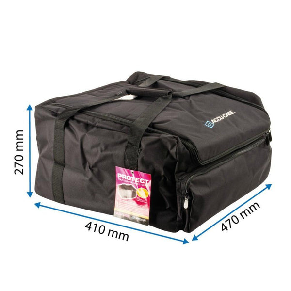 Accu Case AC145 Equipment Bag-Cases-DJ Supplies Ltd
