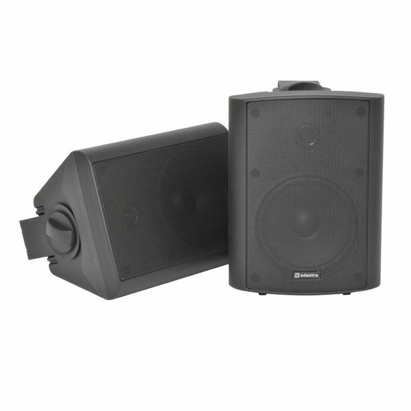 Adastra BC5B Black Speakers Pair-Speakers-DJ Supplies Ltd