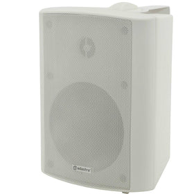 Adastra BC5VW 100v Line Speaker White-Speakers-DJ Supplies Ltd