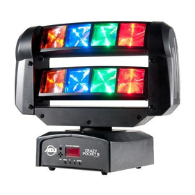 ADJ Crazy Pocket 8 Moving Head-Lighting-DJ Supplies Ltd