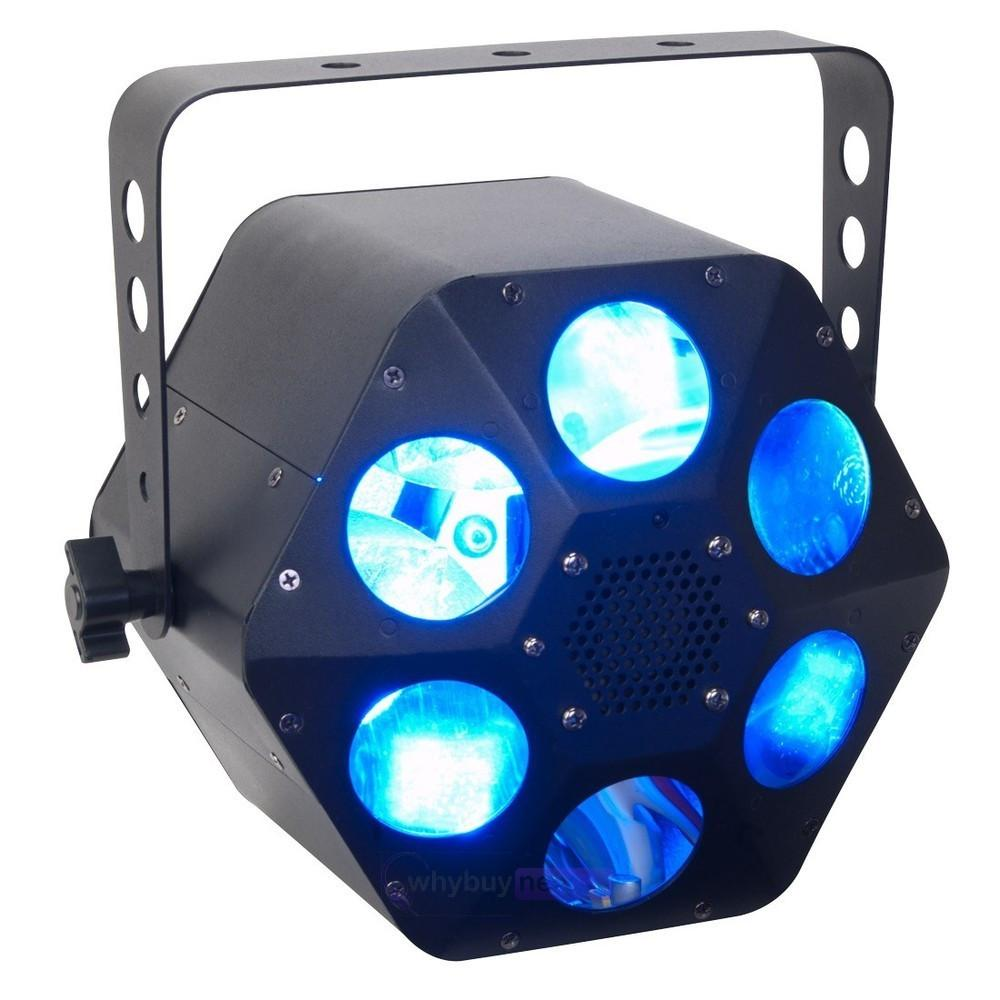 ADJ Quad Phase HP Moonflower-Lighting-DJ Supplies Ltd