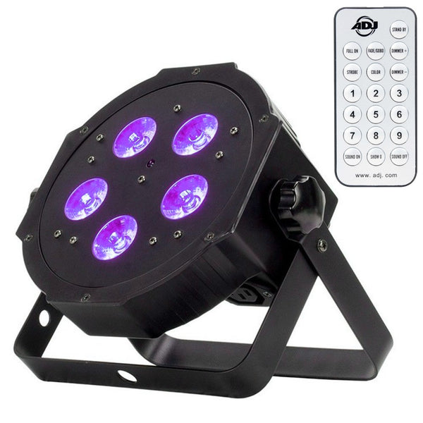 ADJ Mega Hex Par Uplighter-Lighting-DJ Supplies Ltd