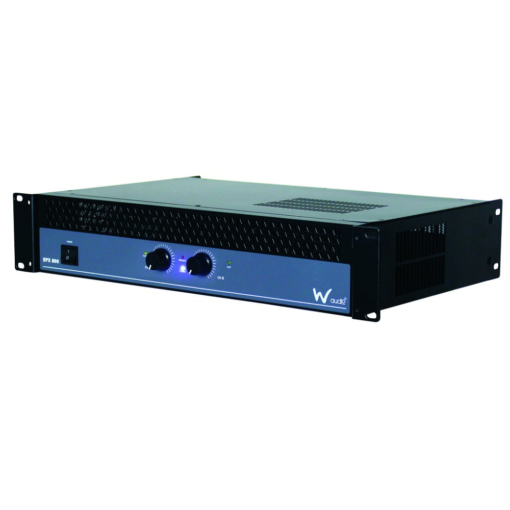Warrior EPX800 Amplifier 800w-Amplifiers-DJ Supplies Ltd