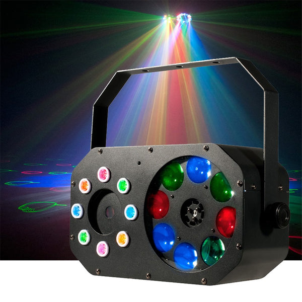 ADJ Stinger Gobo Light Ex Demo-Lighting-DJ Supplies Ltd