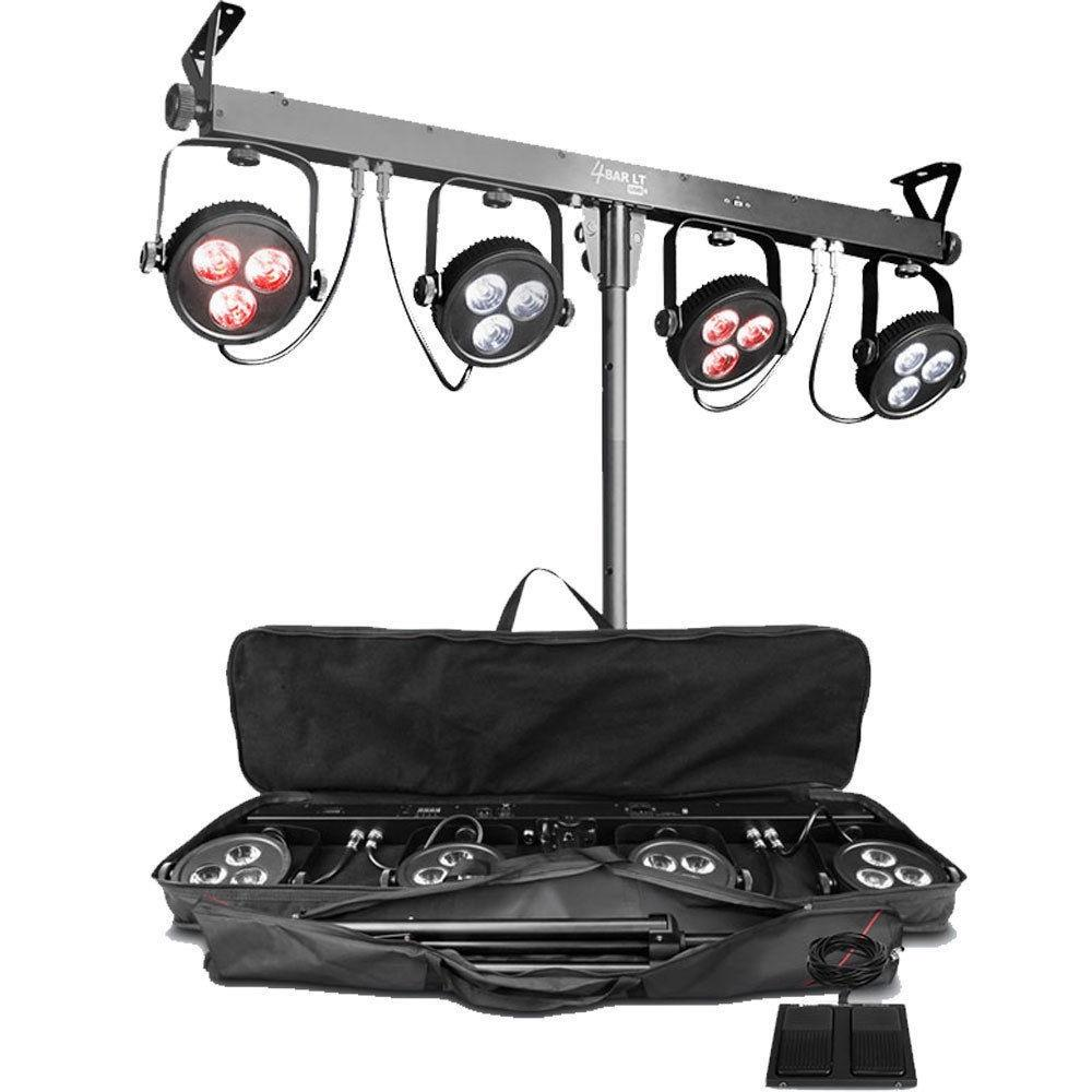 Chauvet 4 Bar LT USB Stage Lighting Kit-Lighting-DJ Supplies Ltd
