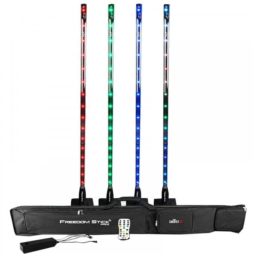 Chauvet Freedom Stick Wireless Battery Lighting System-Lighting-DJ Supplies Ltd