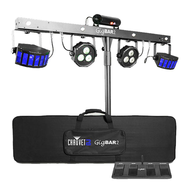 Chauvet Gig Bar 2.0 IRC-Lighting-DJ Supplies Ltd