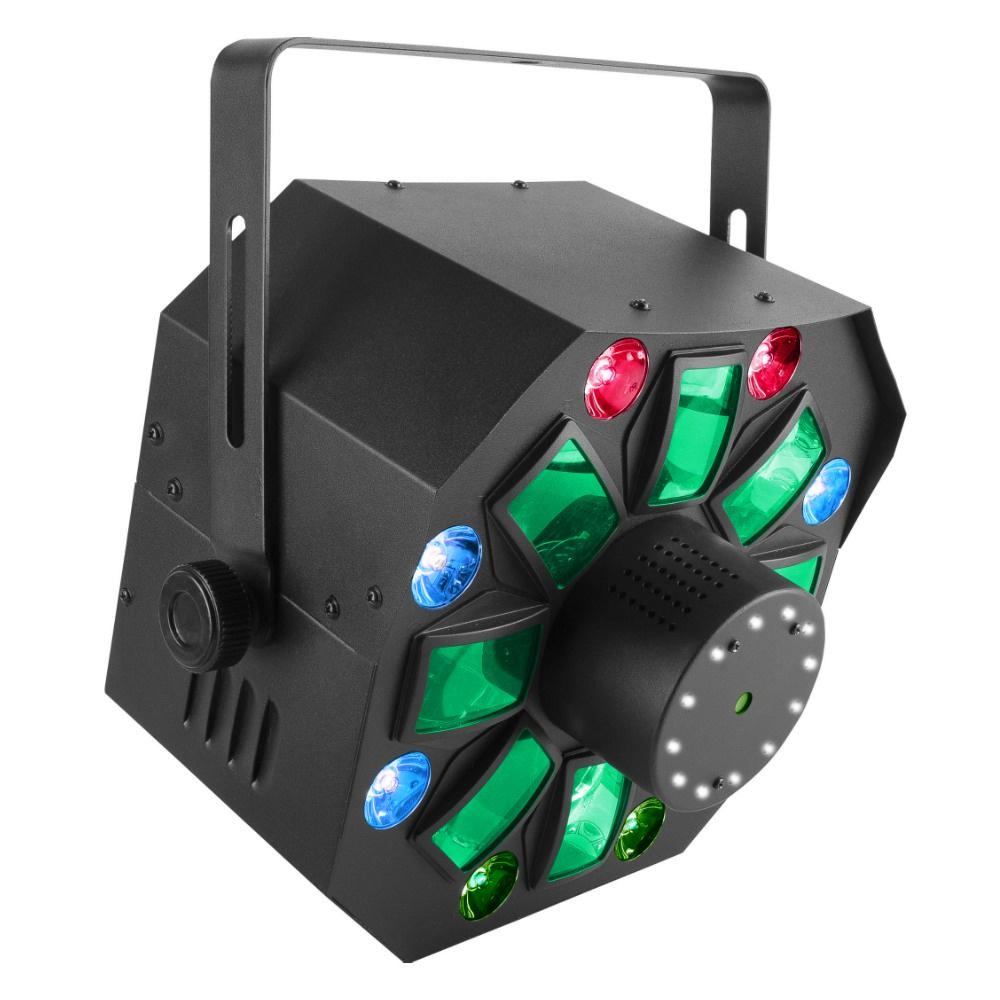 Chauvet Swarm Wash FX 4 in 1 Light-Lighting-DJ Supplies Ltd