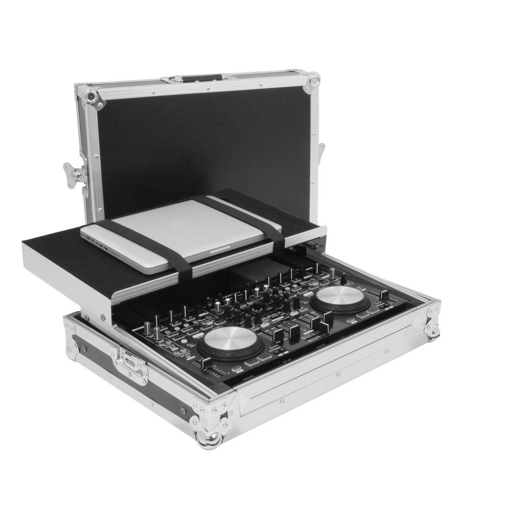 Denon MC6000 Magma Flight Case-Cases-DJ Supplies Ltd