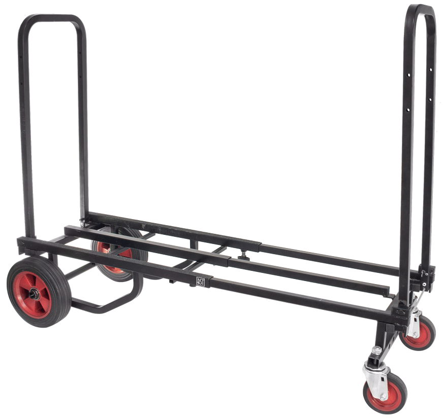 BST Adjustable Equipment CART300 136Kg-Stand Accessories-DJ Supplies Ltd