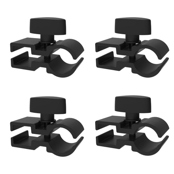 DJ Booth Overhead Gantry Clamp Set-Stand Accessories-DJ Supplies Ltd