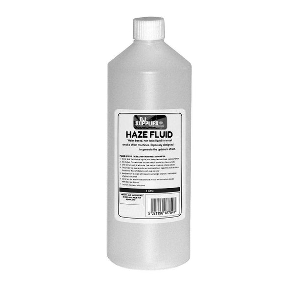 DJS Premium Haze Fluid 1L-Special Effects-DJ Supplies Ltd