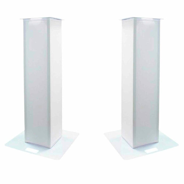Equinox 1m DJ Plinth Kit (Pair)-Lighting Stands-DJ Supplies Ltd