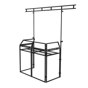 Equinox DJ Booth Overhead Light Gantry Mk2-Stand Accessories-DJ Supplies Ltd