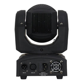 Equinox Fusion Spot Black MK2-Lighting-DJ Supplies Ltd