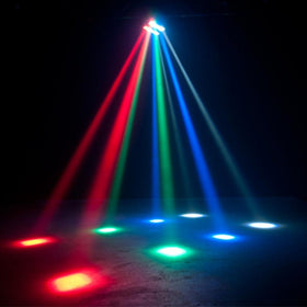 Equinox Onyx Mini Sweeper-Lighting-DJ Supplies Ltd