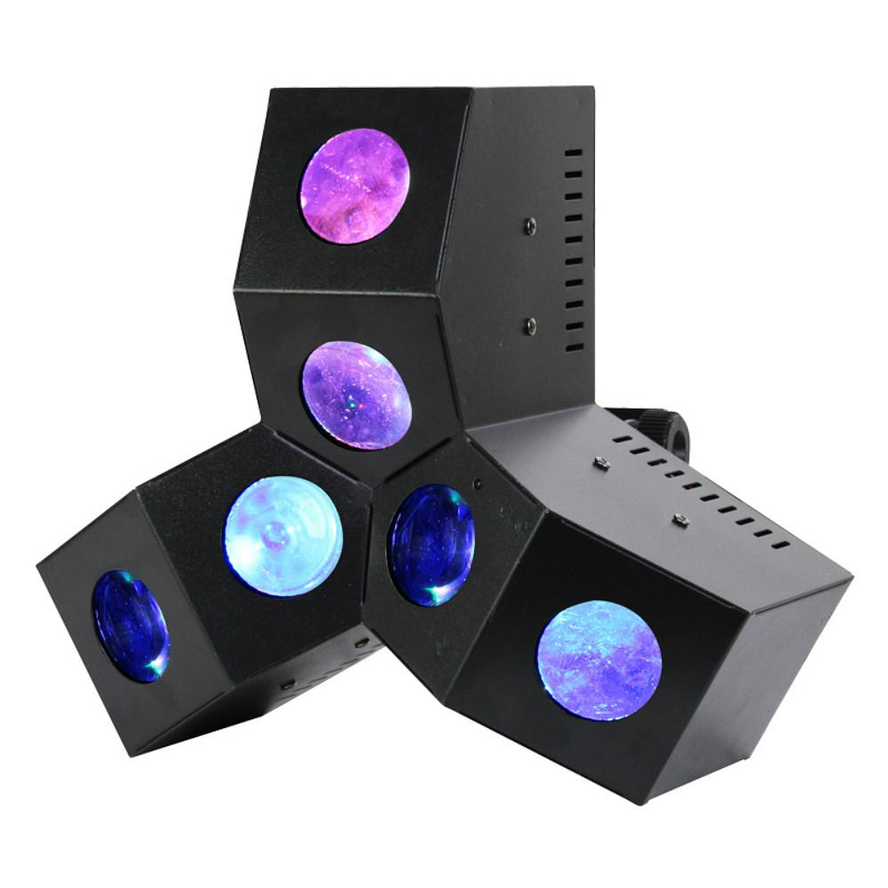 Equinox Six Shooter Mk2 (Ex Display)-Lighting-DJ Supplies Ltd