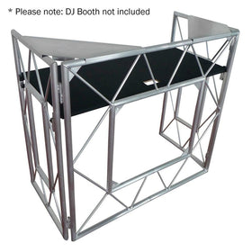 Equinox Truss Booth Corner Shelf Kit-DJ Stands-DJ Supplies Ltd