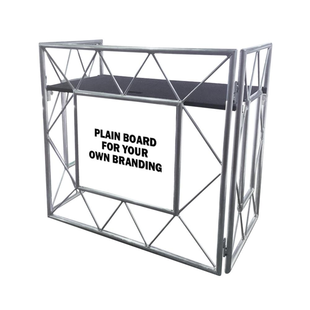 Equinox Truss Booth Stand-DJ Stands-DJ Supplies Ltd
