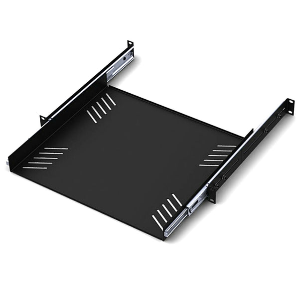 1U Sliding Rack Shelf-Rack Parts-DJ Supplies Ltd