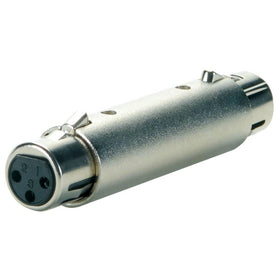 Female XLR Coupler-Connectors-DJ Supplies Ltd