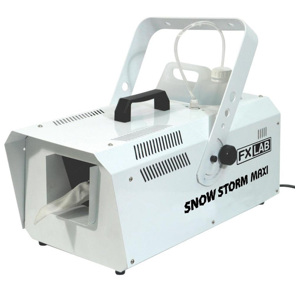 FXLab Snow Storm Maxi + 10 Ltr Fluid-Special Effects-DJ Supplies Ltd