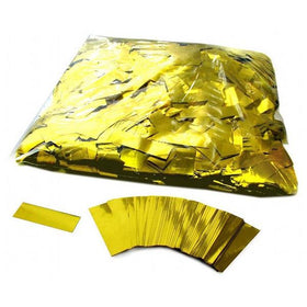 Gold Metallic Confetti 1Kg-Special Effects-DJ Supplies Ltd