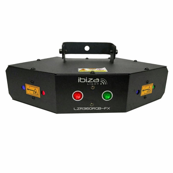 Ibiza RGB Multi FX Laser-Lighting-DJ Supplies Ltd