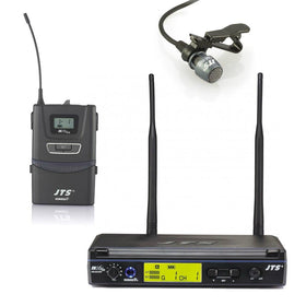 JTS IN264TB Wireless Lapel Microphone-Wireless Microphones-DJ Supplies Ltd